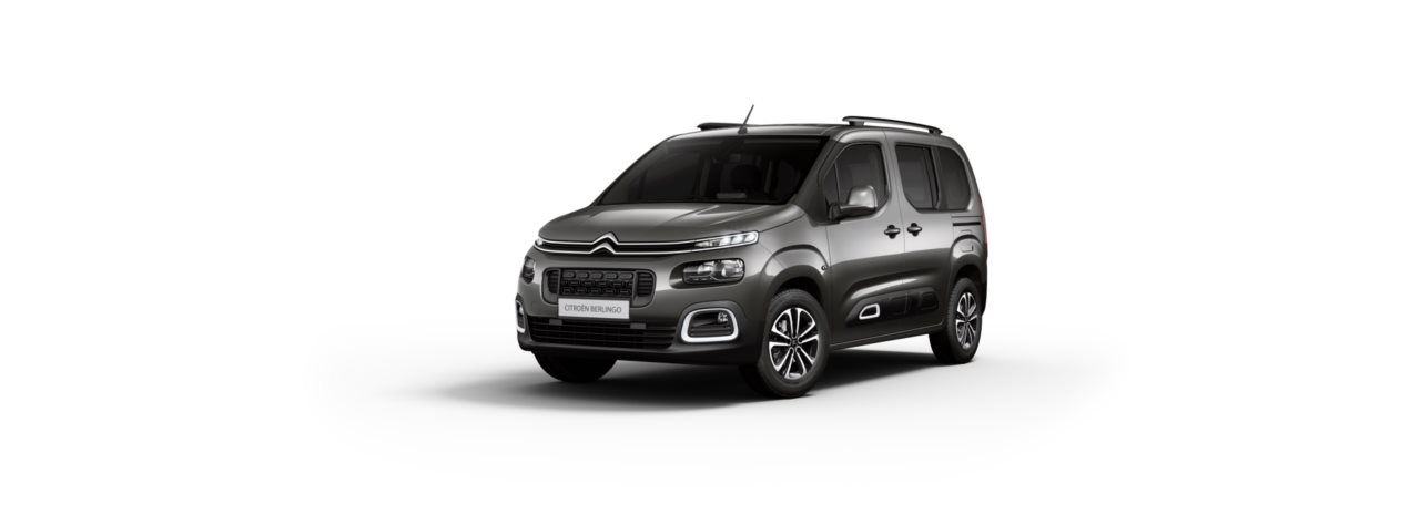 Citroen New Berlingo Platinum Grey Metallic
