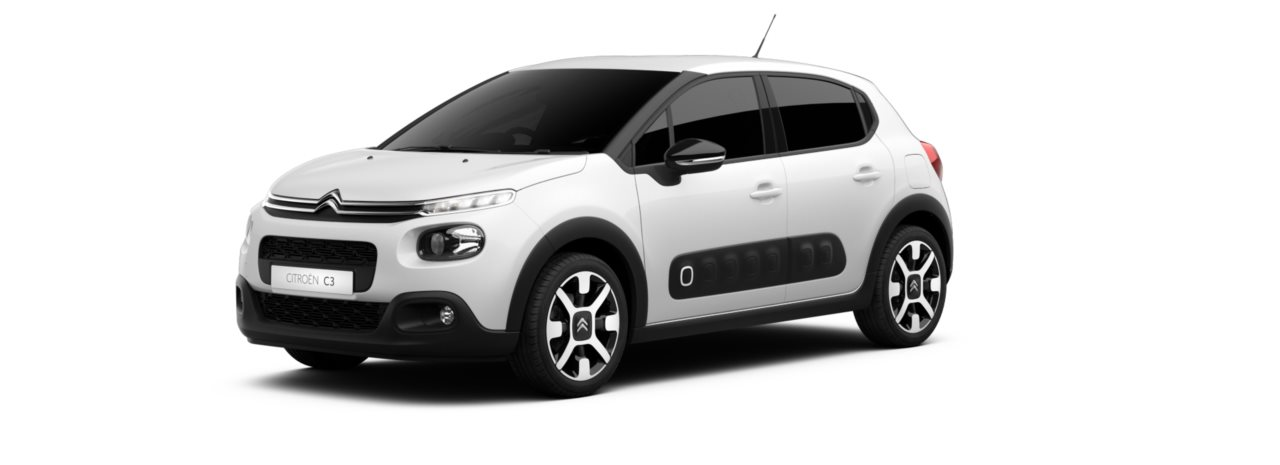 Citroen New C3 Polar White