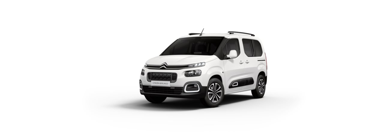 Citroen New Berlingo Polar White