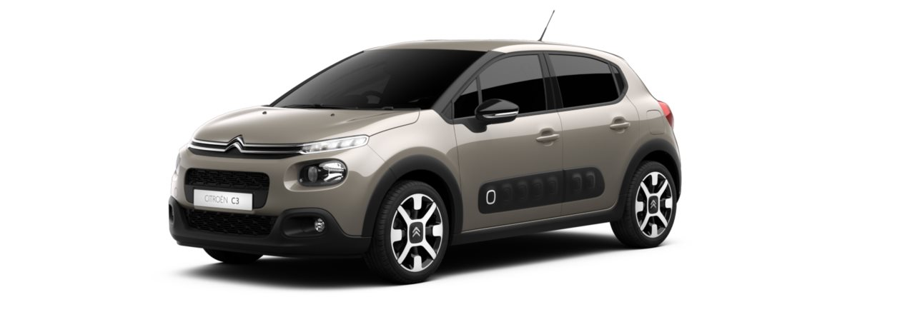 Citroen New C3 Soft Sand Metallic