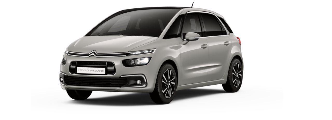 Citroen New C4 Space Tourer Soft Sand Metallic