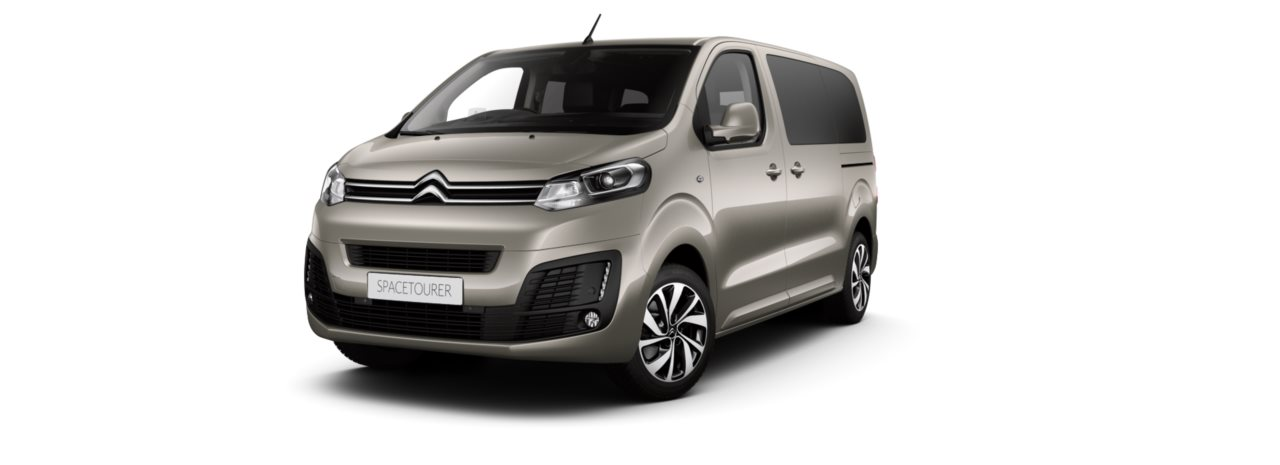 New Citroen Spacetourer Cars For Sale At Hallidays Car
