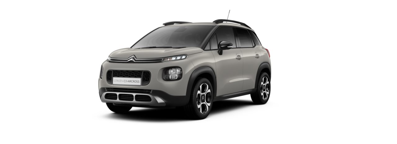 Citroen C3 Aircross Soft Sand Metallic