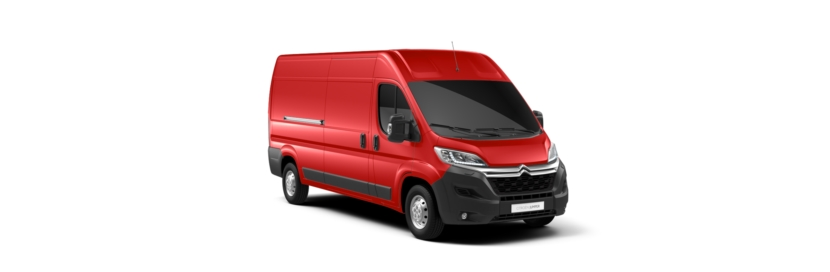 Citroen Relay Tiziano Red