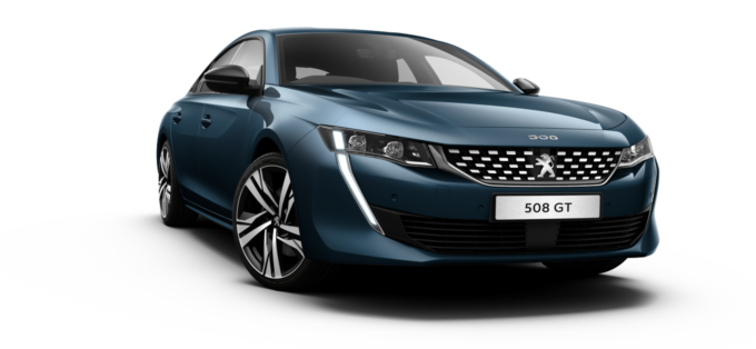 Peugeot All-new 508 Fastback Celebes Blue