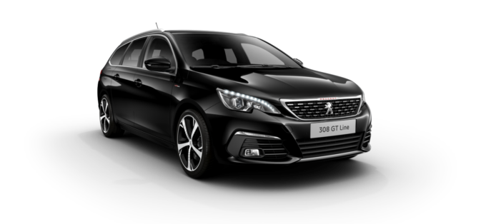 Peugeot New 308 SW Nera Black