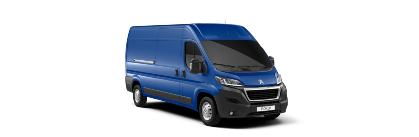Peugeot Boxer Clipper Blue