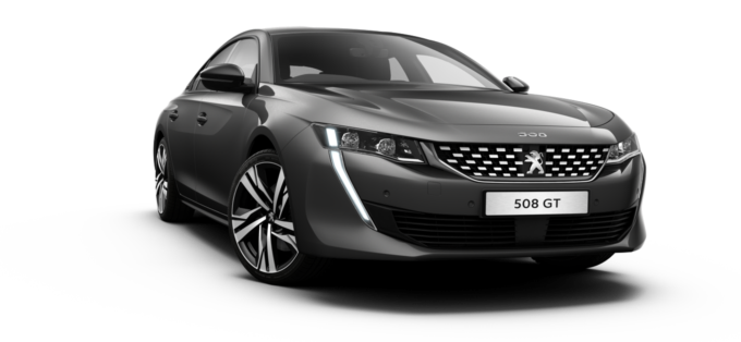 Peugeot All-new 508 Fastback Nimbus Grey