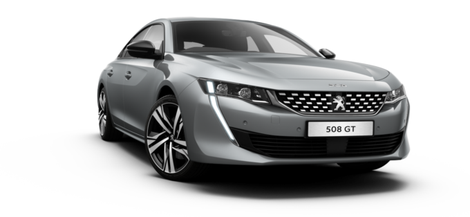 Peugeot All-new 508 Fastback Cumulus Grey