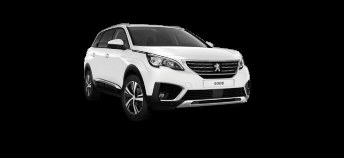 PeugeotNew 5008 SUVBianca White