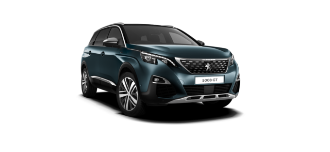 Peugeot New 5008 SUV GT Emerald