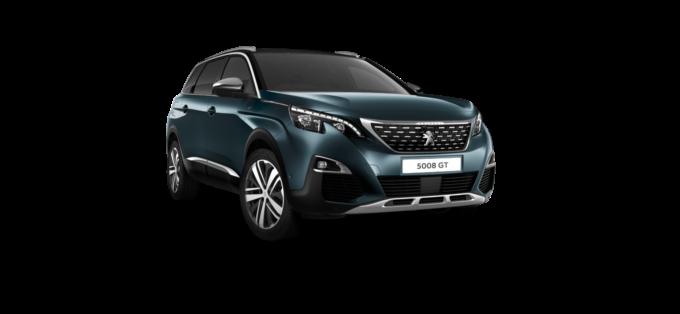 PeugeotNew 5008 SUV GTEmerald