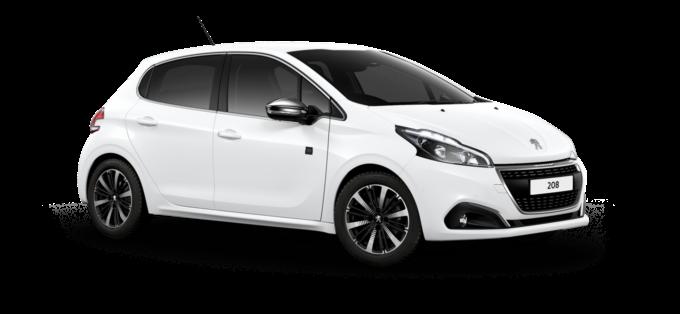 Peugeot208 5-DoorBianca White
