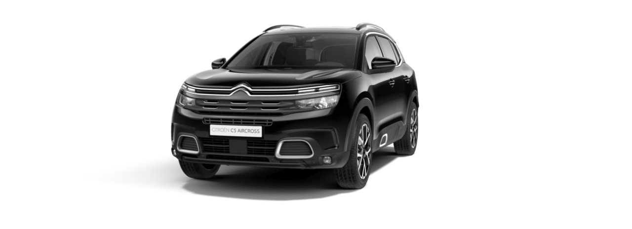 Citroen New C5 Aircross SUV Perla Nera Black