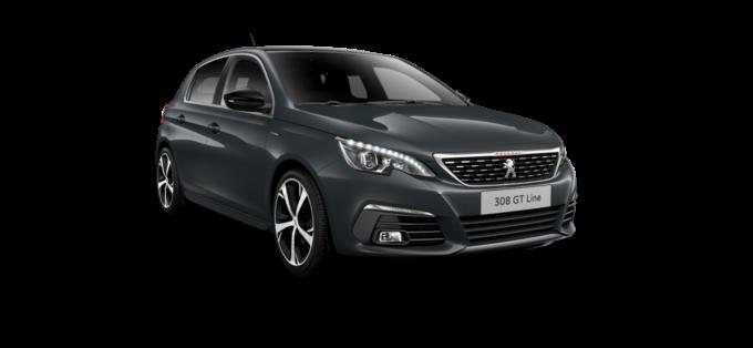 Peugeot308 5-DoorHurricane Grey
