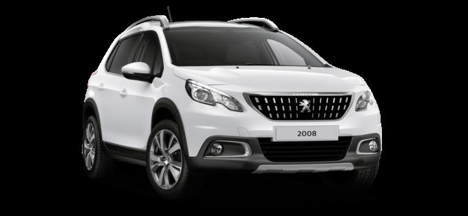 Peugeot2008 SUVBianca White