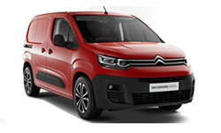 All New Berlingo Van Image
