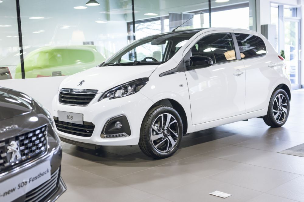 BRAND NEW 108 ALLURE - From £189 Per Month