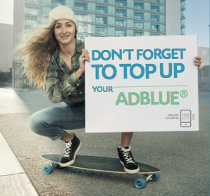 ADBLUE TOP UP